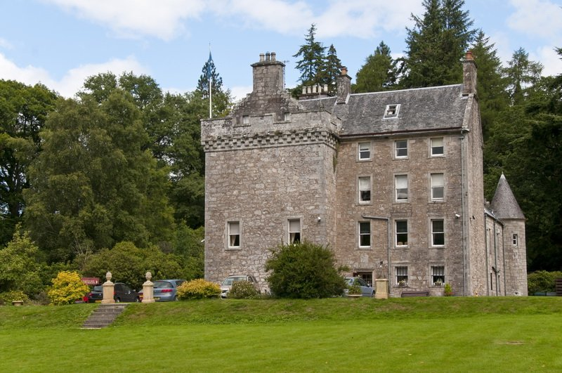 Wedding Venues Culcreuch Castle Hotel Fintry
